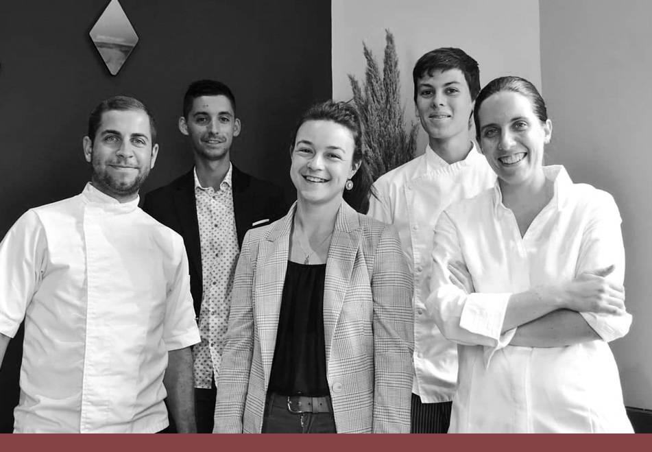 Notre équipe - Imagine - Restaurant Nantes